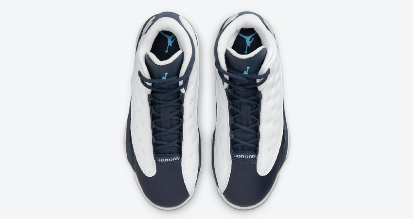 Air Jordan 13 Dark Powder Blue Releasing in All Sizes 08