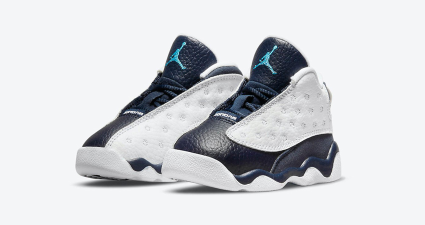 Air Jordan 13 Dark Powder Blue Releasing in All Sizes 10