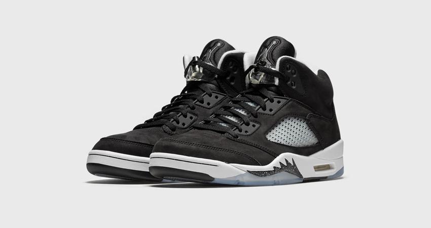 Air Jordan 5 Oreo Black has a Release Date featured image