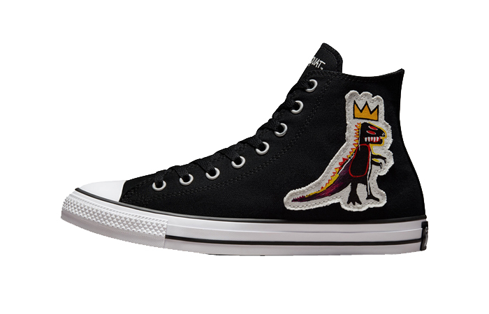 Basquiat Converse Chuck Taylor All Star Black 172586F featured image