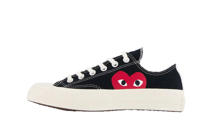 Converse Chuck Taylor Low Black 150206C featured image
