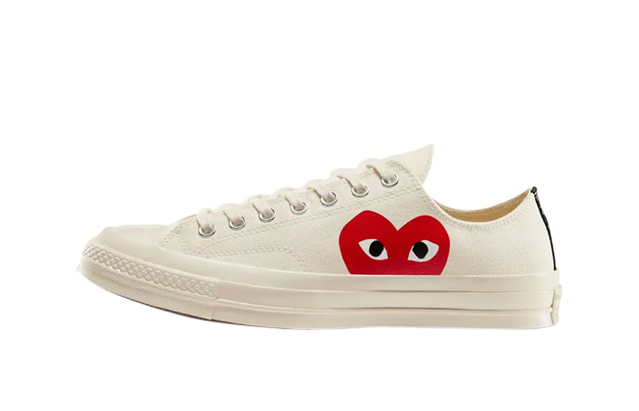 Converse Chuck Taylor Low White 150207C featured image