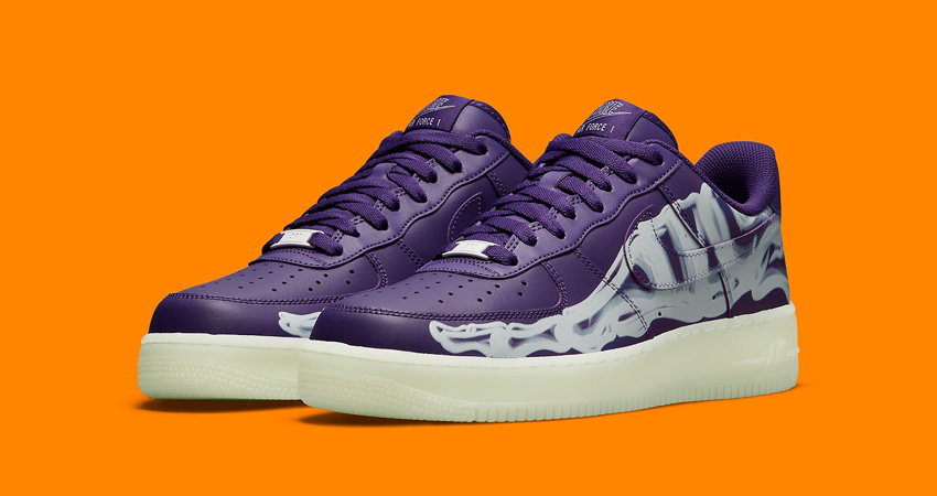 Halloween Special Nike Air Force 1 Low for 2021 featured image