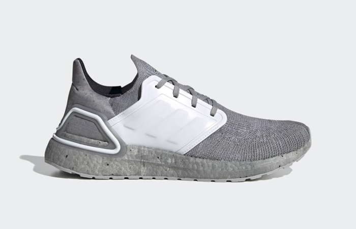 James Bond adidas Ultra Boost Low Grey FY0647 right
