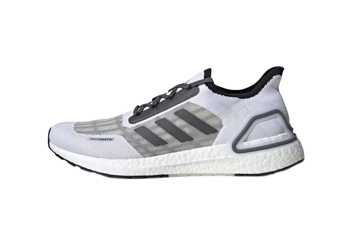 James Bond adidas Ultraboost White Grey FY0650 featured image