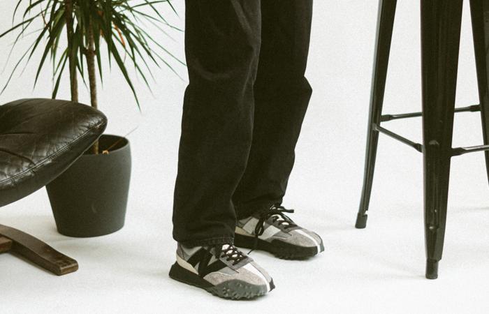 New Balance XC72 Grey UXC72AA1 on foot 01