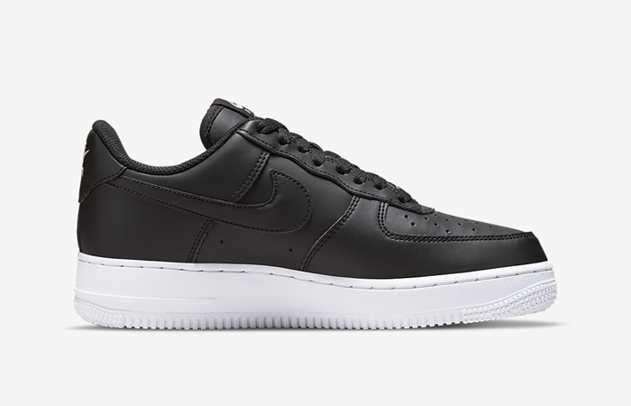 Nike Air Force 1 Next Nature Black Womens DC9486-001 right