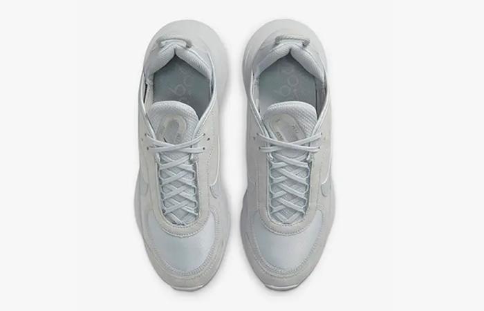 Nike Air Max 2090 Triple Grey DH7708-001 up