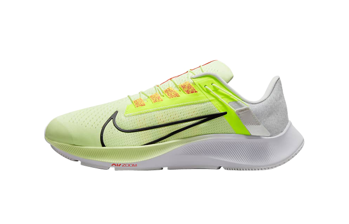 Nike Air Zoom Pegasus 38 FlyEase Barely Volt DA6678-700 featured image