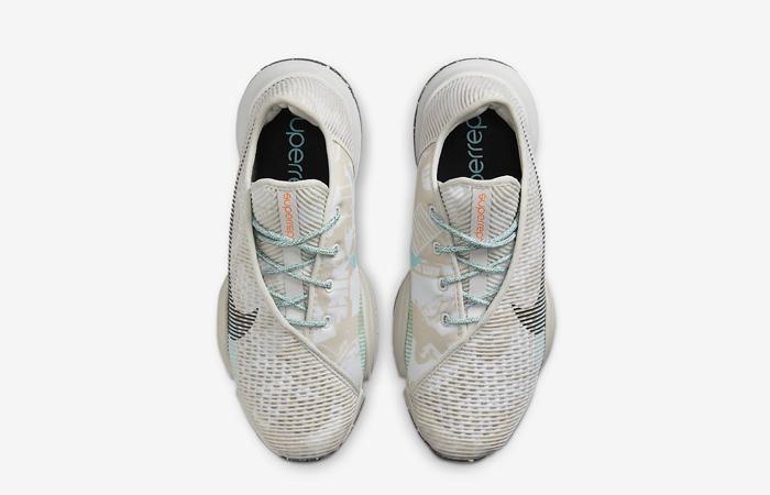 Nike Air Zoom SuperRep 2 Platinum Tint Womens DH3383-091 up