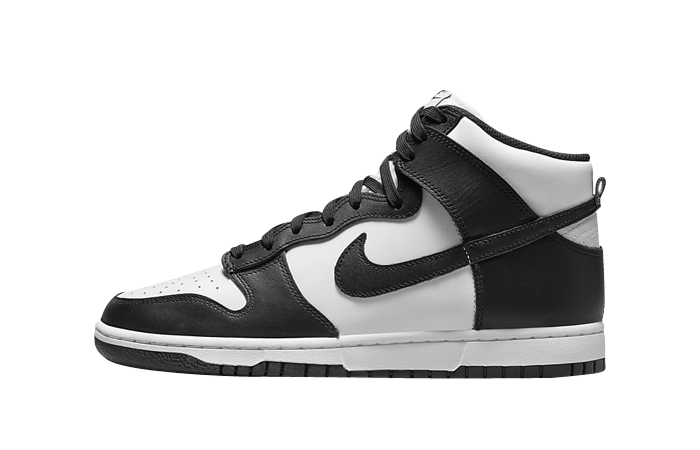 Nike Dunk High White Black DD1399-105 featured image