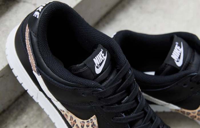 Nike Dunk Low Black Leopard Womens DD7099-001 02