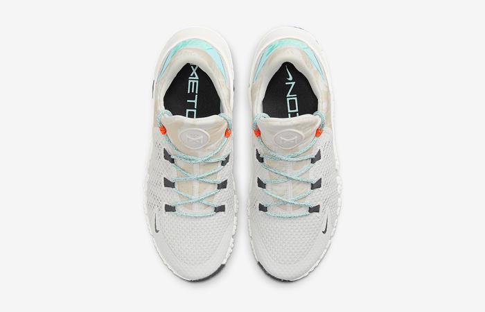 Nike Free Metcon 4 Light Bone Womens DH2554-091 uo