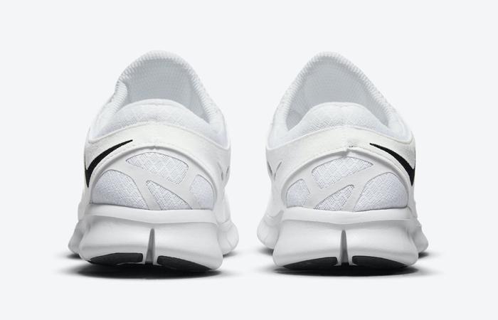 Nike Free Run 2 White DH8853-100 back