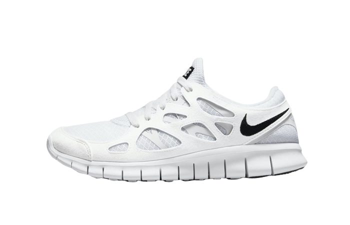 Nike Free Run 2 White DH8853-100 featured image