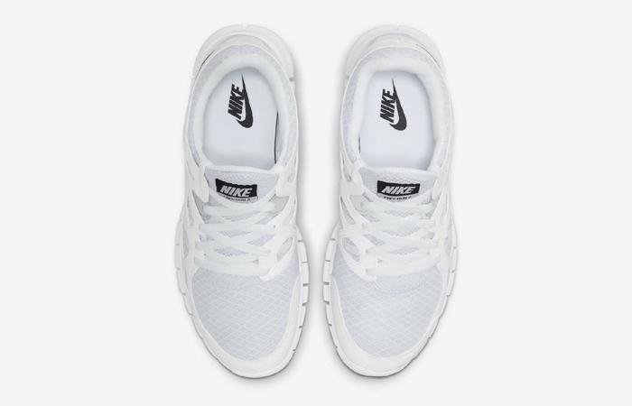 Nike Free Run 2 White DH8853-100 up