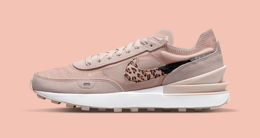Nike Waffle One Releasing an Pink Leopard Colourway for the Ladies 01