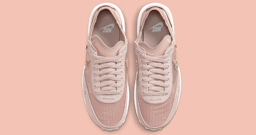 Nike Waffle One Releasing an Pink Leopard Colourway for the Ladies 03