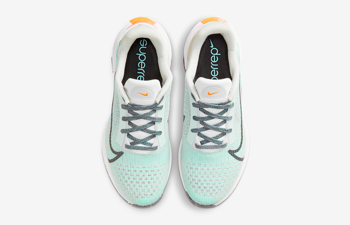 Nike ZoomX SuperRep Surge Womens Tint DH2555-091 up