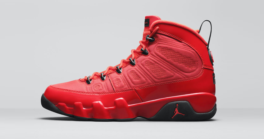 Red Hot Air Jordan 9 Chile Red Release Update featured image