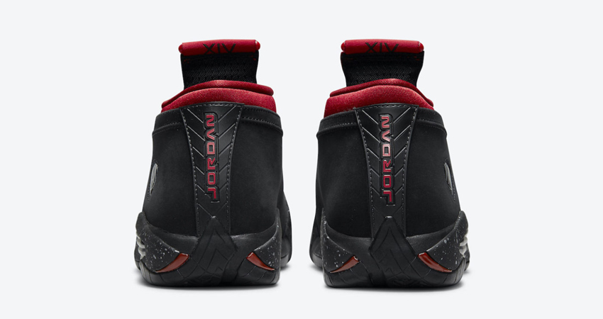 Red Lipstick Inspired Air Jordan 14 Low is a Must Cop 04