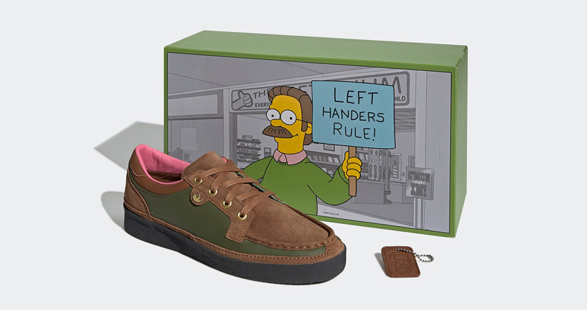 adidas McCarten Ned Flanders Newest Simpson Variation featured image