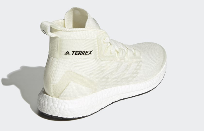 adidas Terrex Free Hiker Non Dyed S29049 back corner