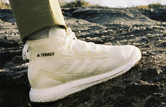 adidas Terrex Free Hiker Non Dyed S29049 on foot 02