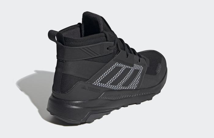 adidas Terrex Trailmaker Mid Cold Hiking FX9286 back corner