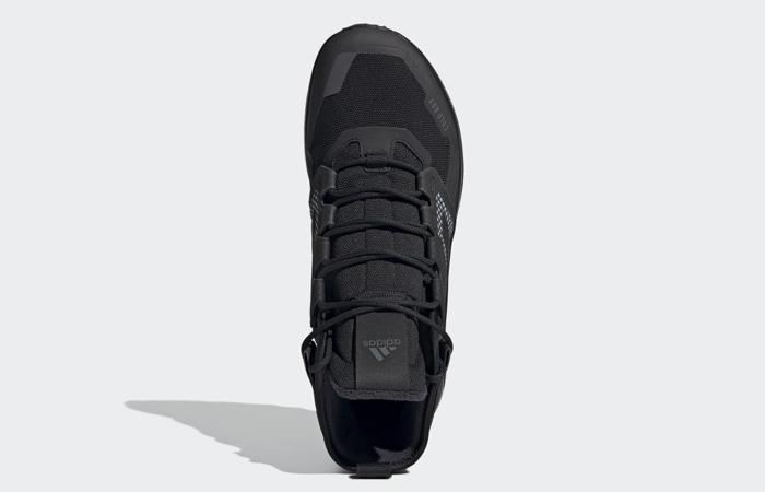 adidas Terrex Trailmaker Mid Cold Hiking FX9286 up