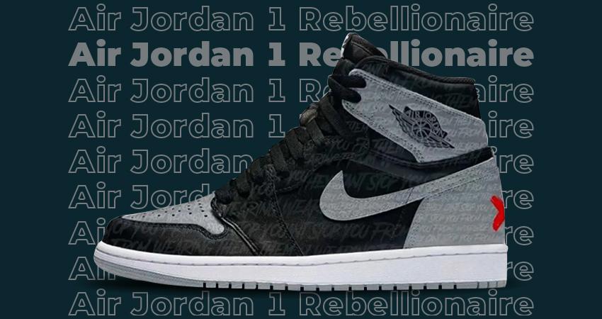 Air Jordan 1 Rebellionaire Grey Drop Details featured image