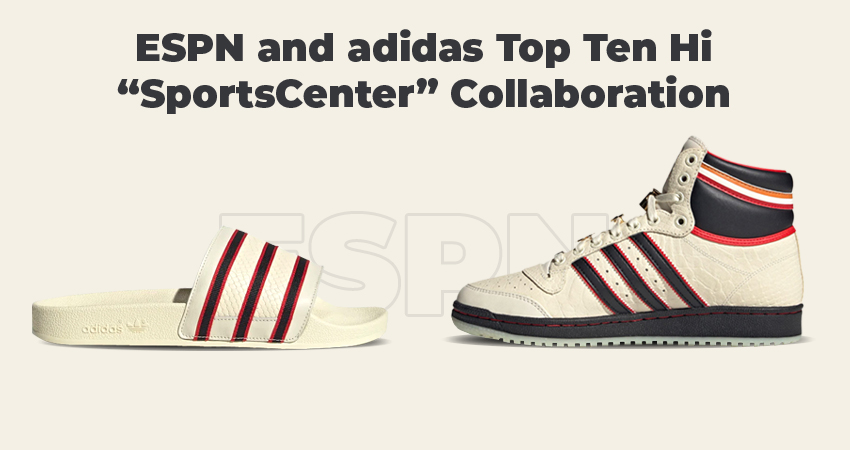 "ESPN and adidas Top Ten Hi ""SportsCenter"" Collaboration featured image"