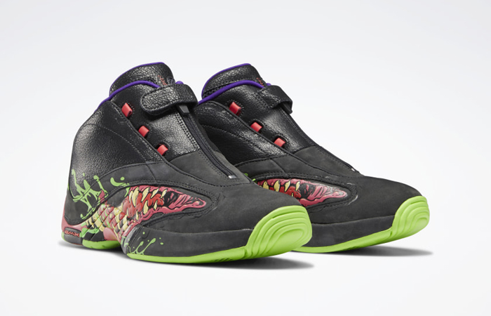 Ghostbusters Reebok Answer IV H03288 front corner