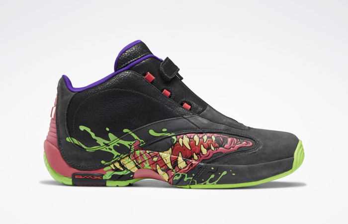 Ghostbusters Reebok Answer IV H03288 right