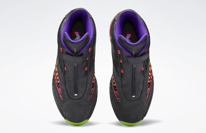 Ghostbusters Reebok Answer IV H03288 up