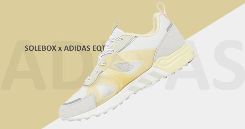 Grand Prix Inspired Solebox x adidas EQT Releasing in Limited Number featured image