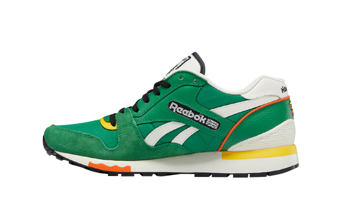 Keith Haring Reebok GL 6000 Green GZ1460 featured image