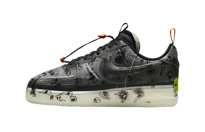 Nike Air Force 1 Experimental Halloween DC8904-001 featured image