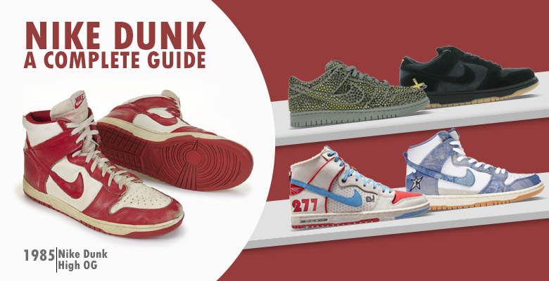 Nike Dunk A complete Guide