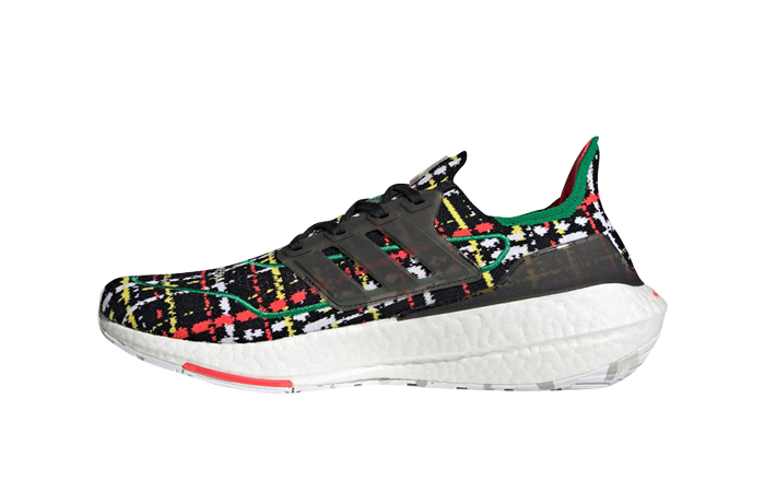 Palace adidas Ultra Boost 2021 Multi Black GY5555 featured image