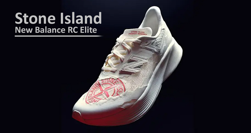 Stone Island Collaborates with New Balance for Tokyo Inspired RC ELITE featured image