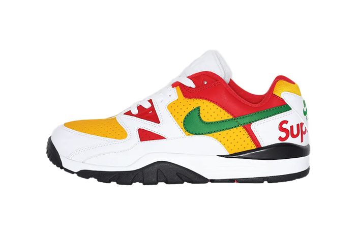Supreme Nike Cross Trainer Low Multi White featured image