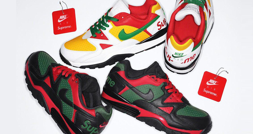 Supreme Teams Up with Nike for a Cross Trainer Low Collection featured image