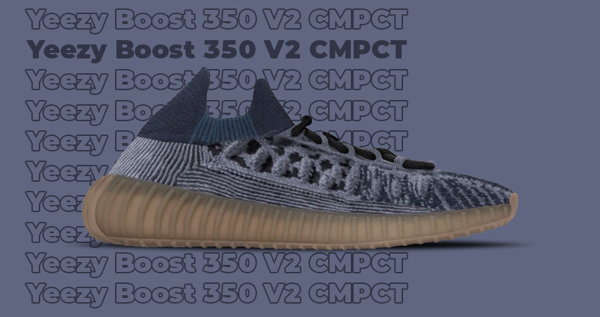Yeezy Boost 350 V2 CMPCT Slate Blue First Thought featured image