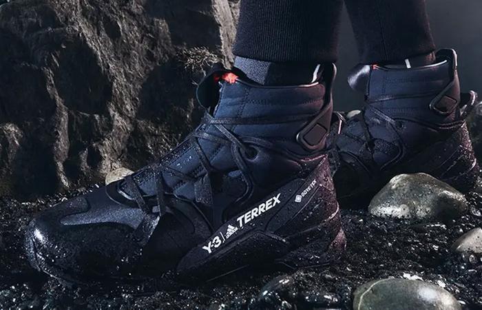 adidas Y-3 Terrex Swift R3 GTX Black 01